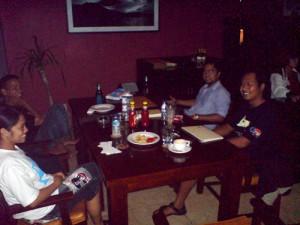 Enda Nasution dan Bali Blogger Community