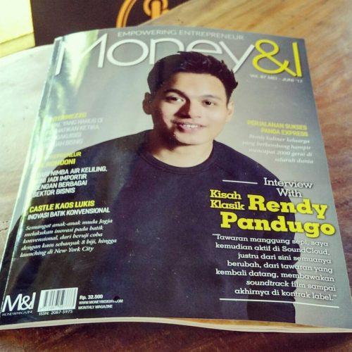 Cover majalah Money&I edisi Mei 2017