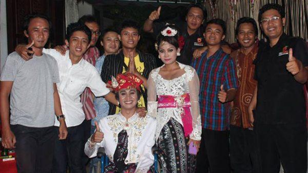 Pernikahan Wahyu Diatmika Mayuni
