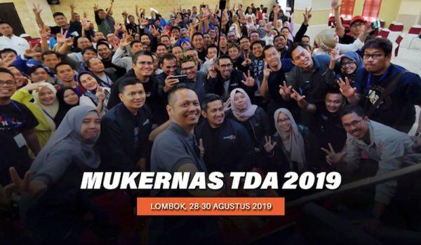 Presiden TDA 6.0 Donny Kris Puriyono