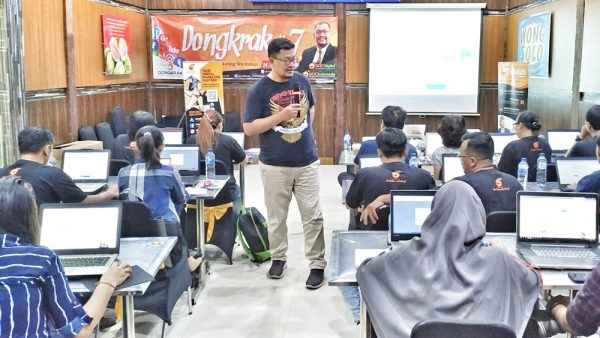 DONGKRAK Digital Marketing Workshop