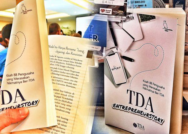 Buku TDA Entrepreneurstory