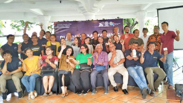 Undangan dan Peserta Business Matching INBIS Universitas Udayana