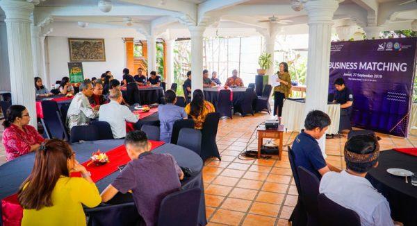 Business Matching INBIS Universitas Udayana