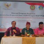 Gede Indra Kepala Dinas Koperasi dan UKM Provinsi Bali