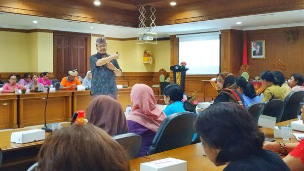 Hendra Menuju UMKM Badung Berbasis Digital