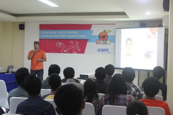 Seminar DONGKRAK Digital Marketing