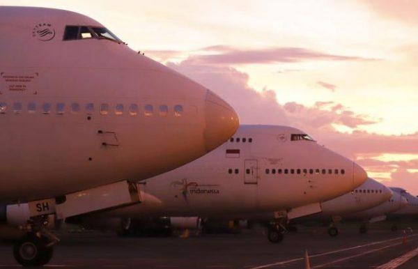Pesawat Singapura