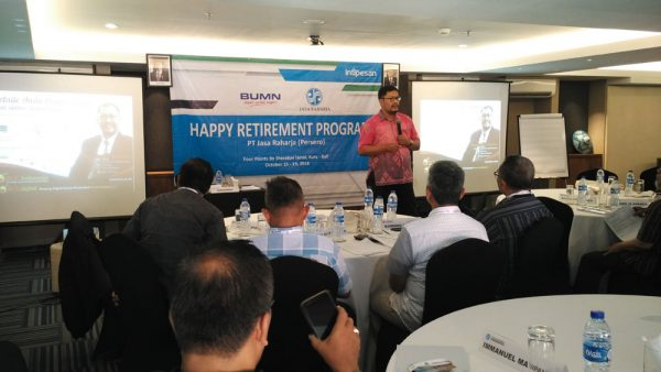 Jasa Raharja Happy Retirement Programs