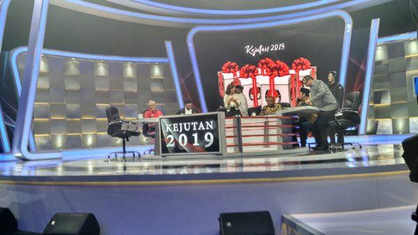Syuting Mata Najwa Kejutan 2019