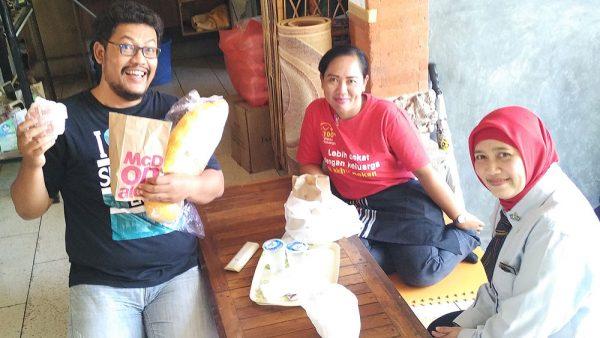 Staf McDonalds Teuku Umar Denpasar