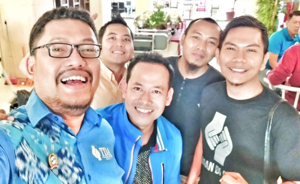 Mukernas TDA 6.0 Mataram Lombok