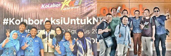 Delegasi TDA Bali di Mukernas TDA 6.0 Mataram LOMBOK