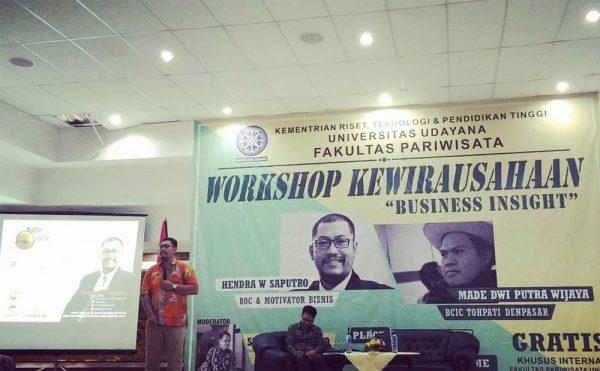 Fakultas Pariwisata Universitas Udayana Bali