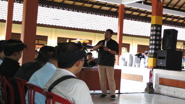 Internet Marketing di Desa Sukawati - Bali