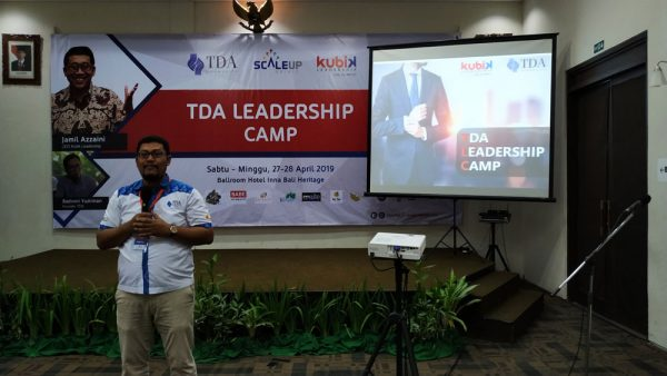 TDA Leadership Camp Bali 2019