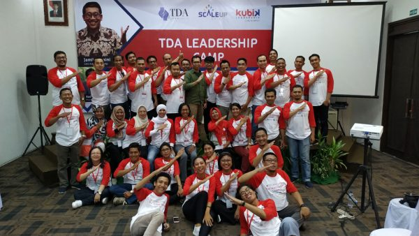 TDA Leadership Camp