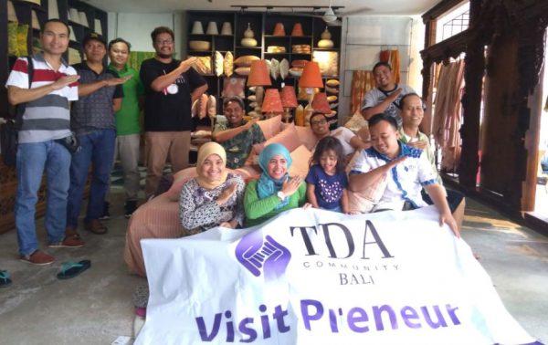 TDA Visitpreneur