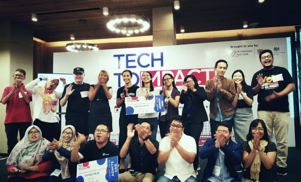 Finalis Tech To Impact Pitching Denpasar
