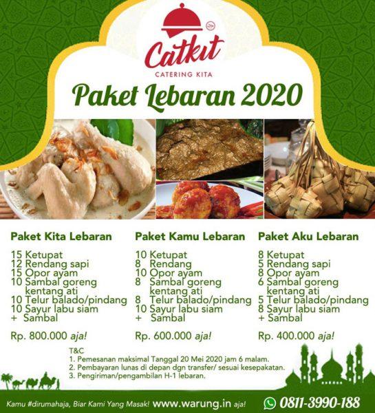 Paket lebaran di Bali