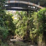 Jembatan di Bukit Cinta Campuhan Ubud
