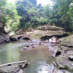 Sungai di Bukit Cinta Campuhan Ubud